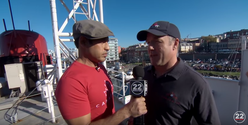 Coast to coast to coast with Shaun Majumder