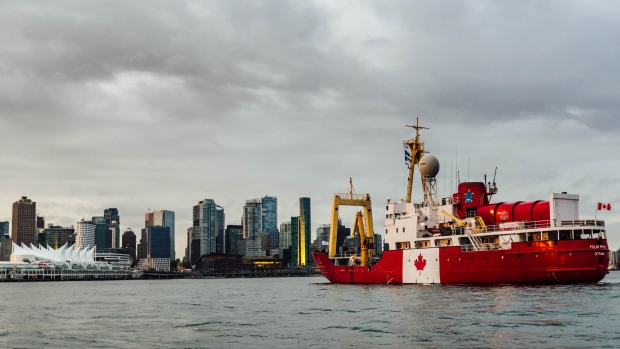 Three oceans later, Canada C3 expedition arrives in Vancouver