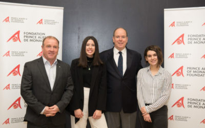 Prince Albert launches '2018 Students on Ice'