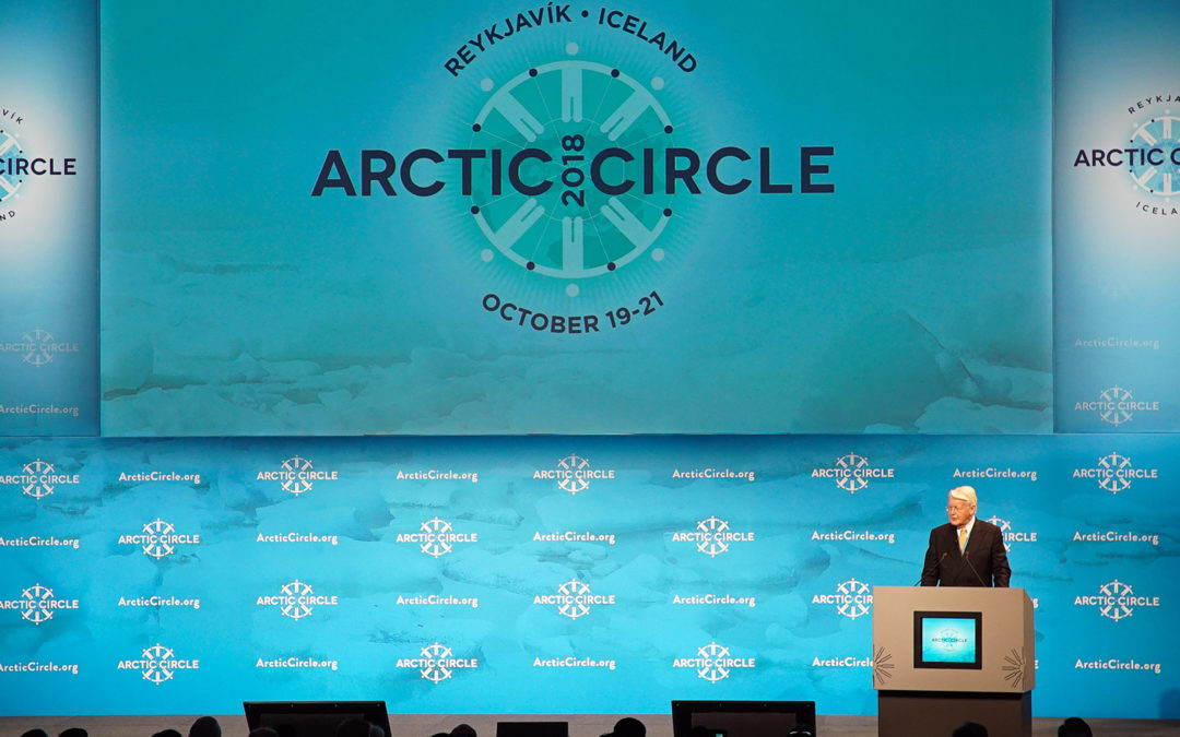 2018 Arctic Circle Assembly