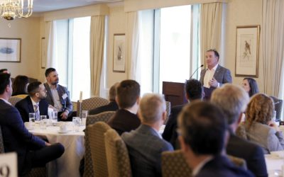 Edge Talks at the Rideau Club
